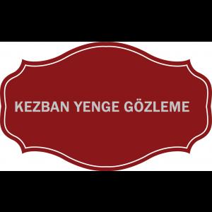 KEZBAN YENGE GÖZLEME 05337266528 Çakırlar Kahvaltı Salonu