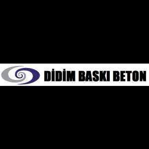 DİDİM BASKI BETON